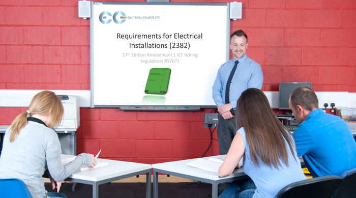 Wiring Regulations - BS 7671 - IET Electrical