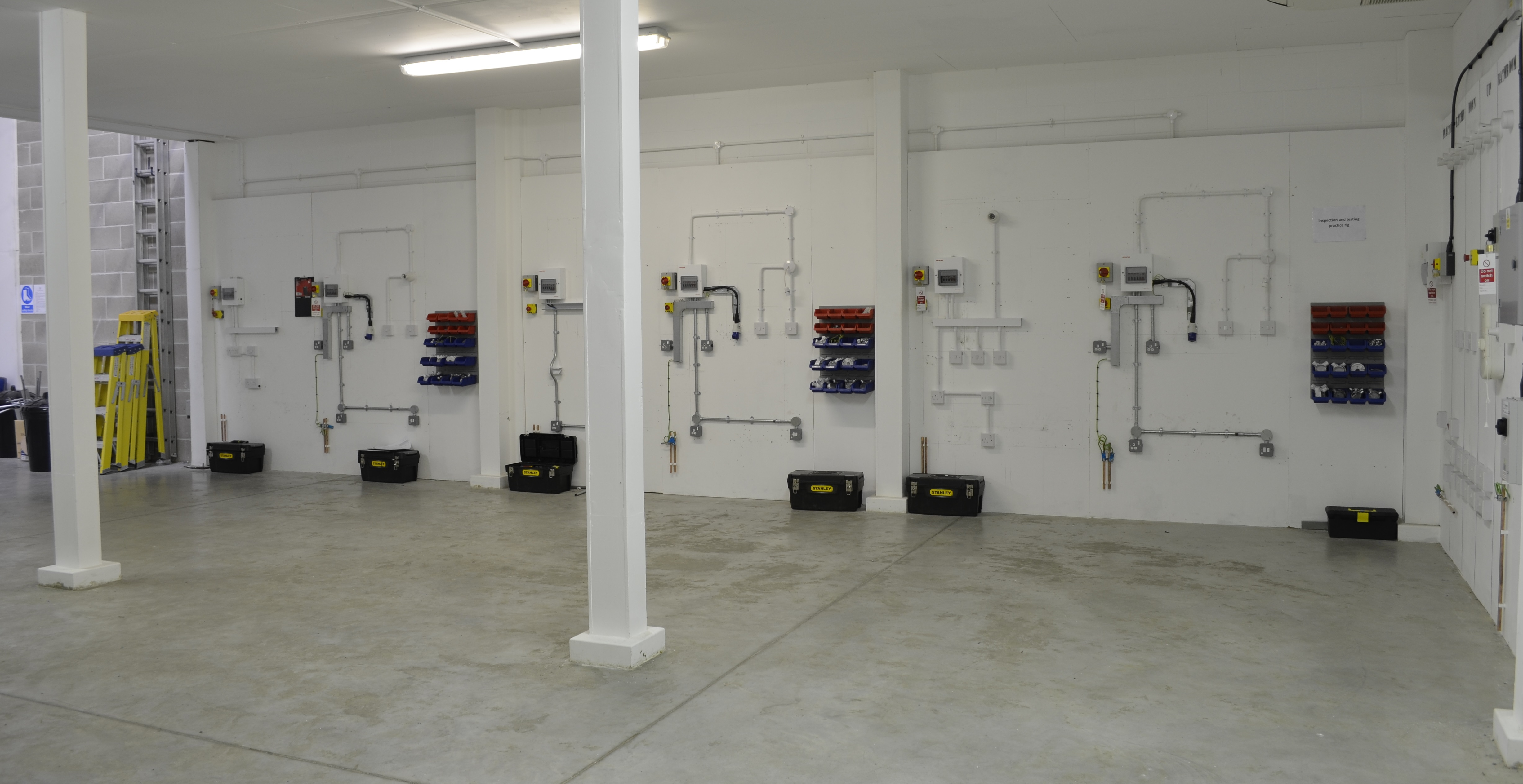 Electrical Courses Suffolk Qualifiy As An Electrician