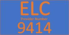 ELC provider number
