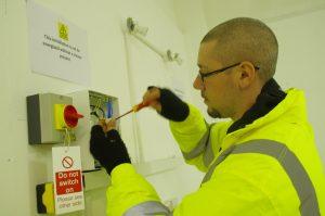 electrical improver job